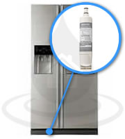Fridge Filter SBS004 Whirlpool